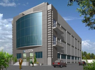 Telenor Greenfield Msc Building Islamabad Exponent